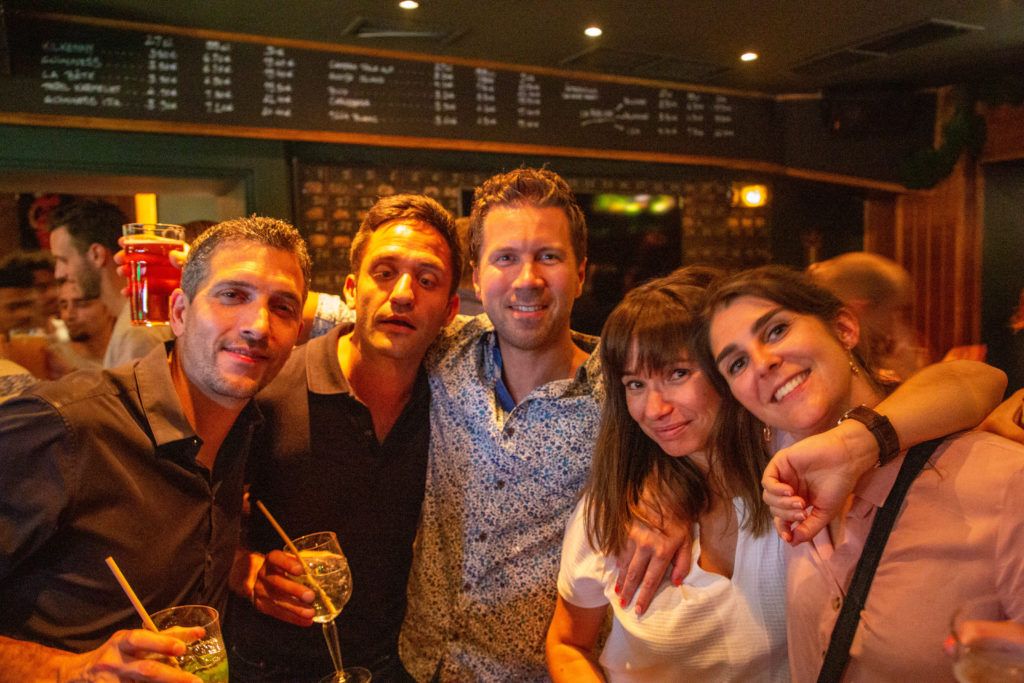 the botanist pub bar soiree ouverture opening toulouse amis famille