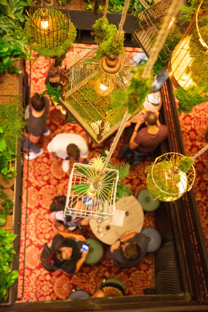 the botanist pub bar soiree ouverture opening toulouse style deco